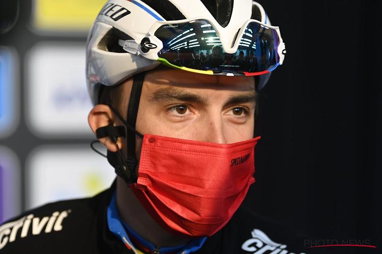 Alaphilippe geniet in aanloop naar kampioenschap van vaderschap en sluit niet uit ooit in Tour voor eindzege te gaan