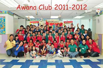 Photo: Awana Club 2011-2012