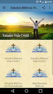 Estudos Bíblicos Vida Cristã 1