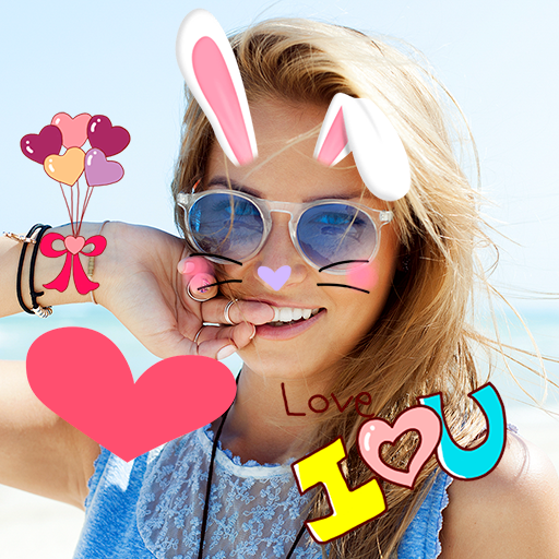 Rabbit Face for Pictures Icon