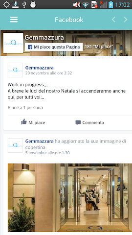 android Gemmazzurra – La Porcellana Screenshot 3