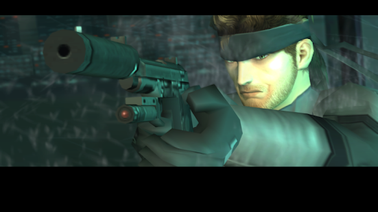 METAL GEAR SOLID 2 HD for SHIELD – Vignette de la capture d'écran