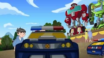 La semaine des Rescue Bots