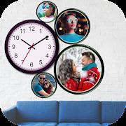 Clock Collage Maker - Photo in Clock