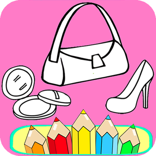 Beauty Coloring Book Coloring Pages For Girls App Su Google Play