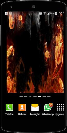 Fire Screen Live Wallpaper