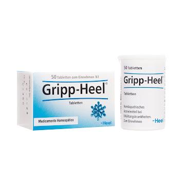 Gripp-Heel Tabletas Caja