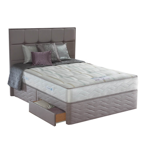 Sealy Ortho Backcare Excel Divan Bed