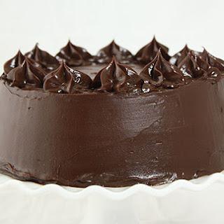 Orange and Hazelnut Chocolate Cake