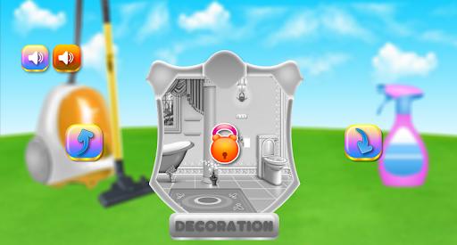 Bathroom cleaning: Games for girls apkdebit screenshots 15