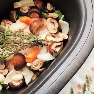 Red Wine Chicken Crock Pot Recipes.