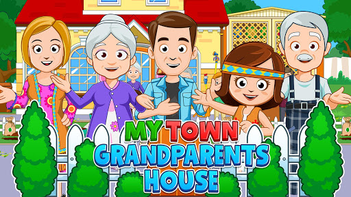 My Town : Grandparents  screenshots 1