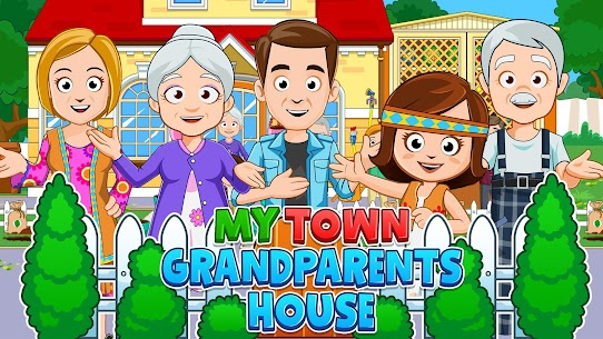My Town : Grandparents 1