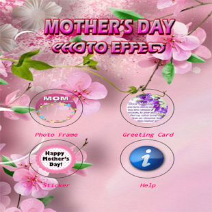Mothers Day Photo Effect - náhled