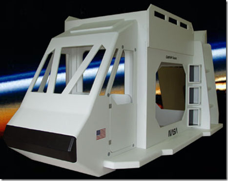 Forget the Race car Beds, the Shuttle Bed is IT - Gregs Cool [Insert ...