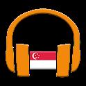 新加坡电台、新加坡收音机 icon