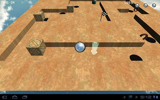 RocknBall Free screenshot 7