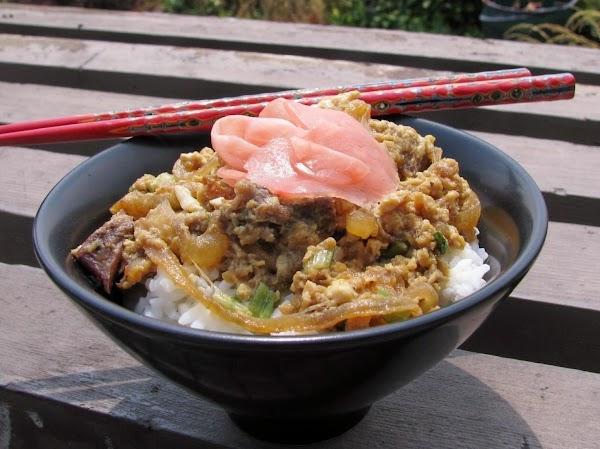 Gyudon (beef Bowl) Recipe