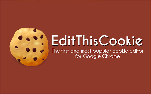 EditThisCookie Screenshot