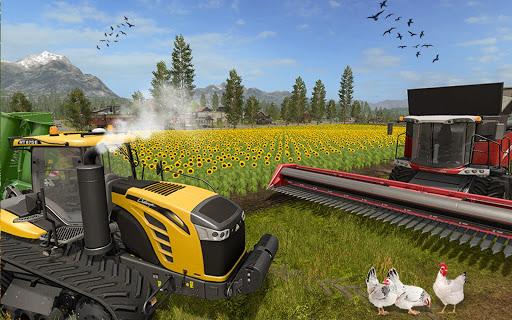 Khakassia Organic Tractor Farming Simulator 2019 2.0.3 screenshots 8