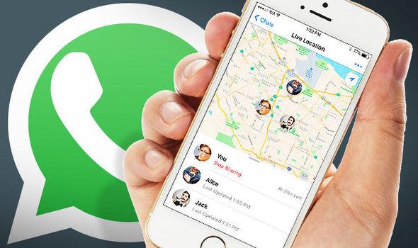 WhatsApp: come seguire la posizione in tempo reale di una persona