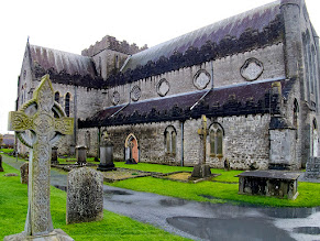 Photo: St Canice Cathedral, Kilkenny
