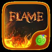 Flame GO Keyboard Theme Emoji 4.5 Icon