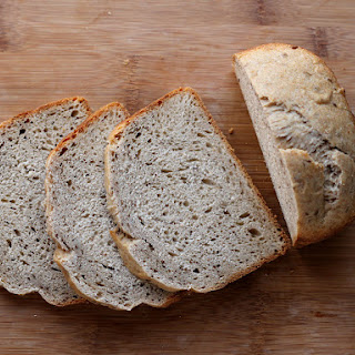 Bread Machine Dark Rye with Caraway