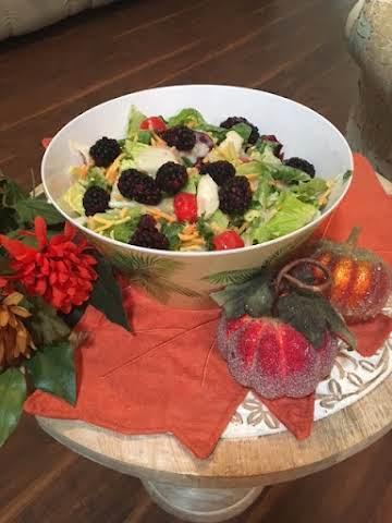 Fast Simple Salad