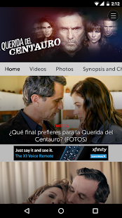Telemundo Novelas- screenshot thumbnail