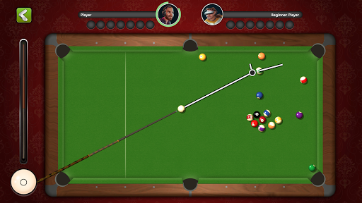 8 Ball Billiard - Offline Pool Game  captures d'écran 1
