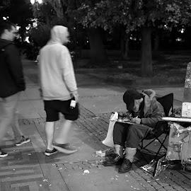 by Estislav Ploshtakov - People Street & Candids