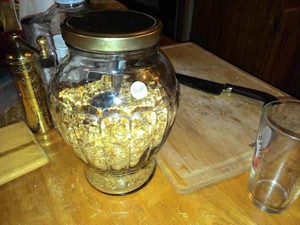 Maggie's Homemade Granola Recipe