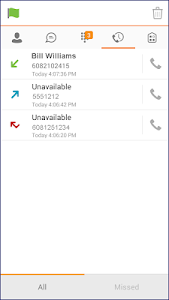 TDS managedIP Hosted Mobile UC screenshot 4