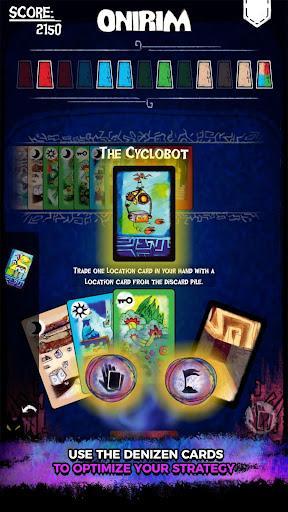 Onirim - Solitaire Card Game  screenshots 6