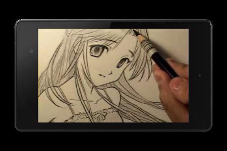 How to Draw Manga screenshot 11