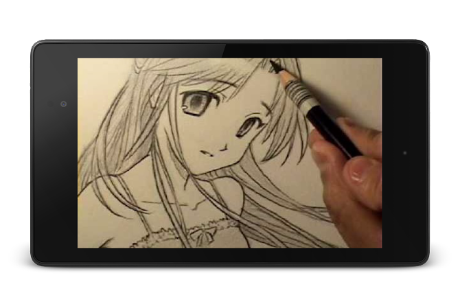 How to Draw Manga Android 12