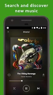MP3 Music Download Hunter - náhled