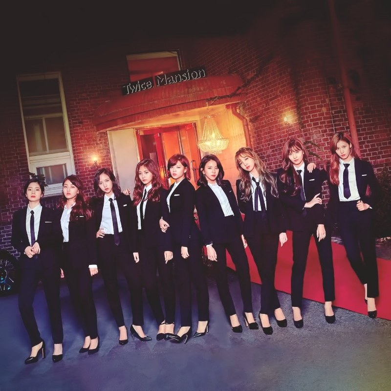 twice mansion
