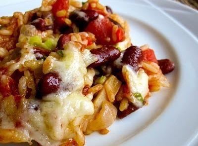 Mexican Bean Bake Recipe