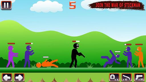 Stickman Shotgun Shooting 1.0 screenshots 1