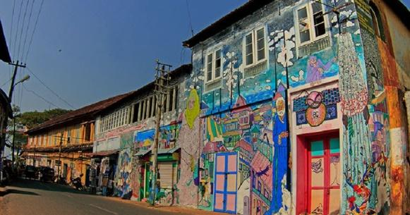 Image result for Kochi – Muziris Biennale
