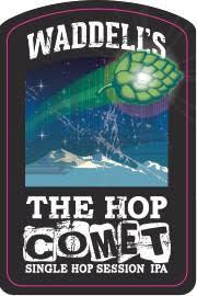 Logo of Waddells Hop Comet