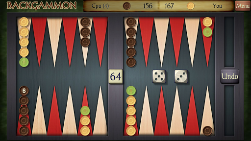 Backgammon Free screenshot 5