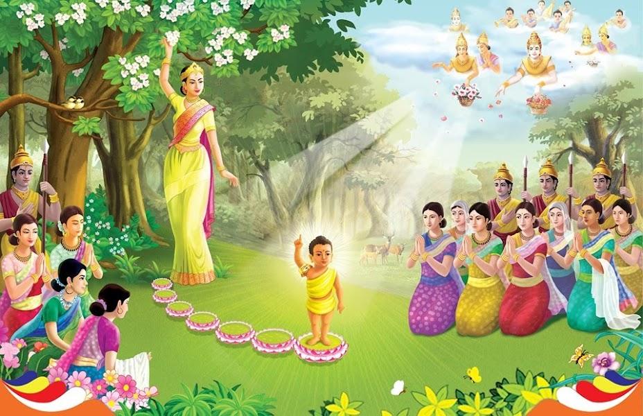 Cảm niệm Phật Đản PL.2563 – Hòa Thượng Thích Thái Hòa (song ngữ Việt – Anh)