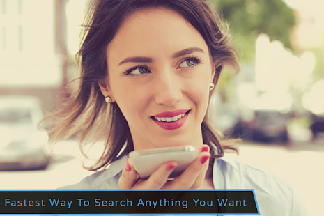 Voice Search For All - náhled