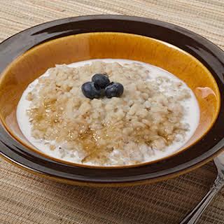 Multigrain Hot Cereal.
