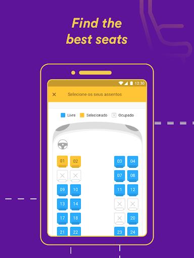 ClickBus - Bus Tickets 3.14.3 screenshots 11