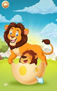 لغز الحيوانات والألعاب الترفيهية للأطفال 3