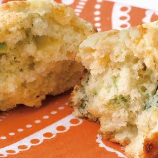 Broccoli-Cheese Muffins.